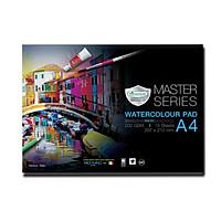 Tập Vẽ Màu Nước A4 Masterart MW101