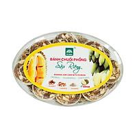Bánh chuối phồng sầu riêng Tư Bông (220g)