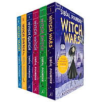 Sách tiếng Anh - The Witch Wars Collection