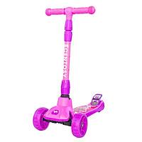 Xe trượt scooter 3 bánh phát sáng dành cho bé - S1