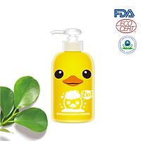 Sữa tắm gội toàn thân KHÔNG CAY MẮT 2 in 1 trẻ em Rubber Duck 400ml_AN TOÀN CHO TRẺ SƠ SINH