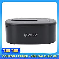 Khay Đựng Ổ Cứng Docking ORICO USB3.0/3.5/2.5 - 6228US3 - Hàng Chính Hãng