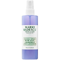Xịt cấp ẩm Mario Badescu FACIAL SPRAY WITH ALOE, CHAMOMILE AND LAVENDER (236ml)