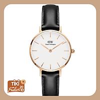 Đồng hồ nữ DANIEL WELLINGTON PETITE SHEFFIELD ROSE WHITE 28MM DW00100230