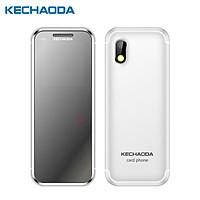 "KECHAODA K33 2G Feature Phone Dual SIM 1.44"" 32MB BT Dialer 0.08MP Rear Camera With Flash 460mAh Detachable Battery"