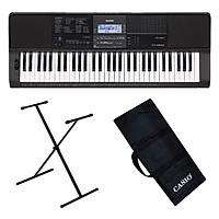 Bộ Đàn Organ Casio CT-X800 Kèm AD Giá Nhạc Và Chân Bao
