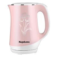 Ấm Siêu Tốc Nagakawa NAG0311 (1.8 Lít) - Hàng Chính Hãng