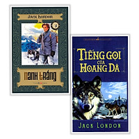 Combo Tiểu Thuyết Kinh Điển: Nanh Trắng + Tiếng Gọi Của Hoang Dã (Bộ 2 cuốn/ Tặng kèm Bookmark Happy Life)