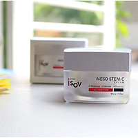 Kem dưỡng trắng, giảm nám, tái tạo da Isov Meso Stem C Cream 50ml