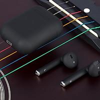 Tai Nghe Bluetooth I12 - Màu đen