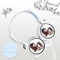 Tai nghe chụp tai MA ĐẠO TỔ SƯ LAM VONG CƠ NGỤY VÔ TIỆN cắm dây có mic anime chibi