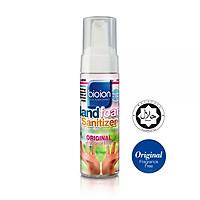 Nước rửa tay khô Bioion Handfoam Sanitizer 80ML không cồn