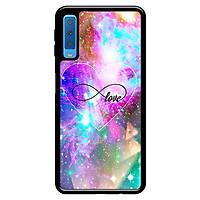 Ốp lưng cho Samsung Galaxy A50 LOVE 3 - Hàng chính hãng