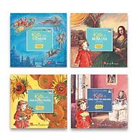 Combo (4 Cuốn) Những Cuộc Phiêu Lưu Kỳ Thú Của Katie (truyện tranh thiếu nhi hay và hấp dẫn)