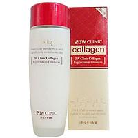 Sữa dưỡng làm sáng da 3W Clinic Collagen Regeneration Emulsion 150ml