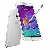 Samsung Galaxy Note 4 32GB Trắng - Hàng nhập khẩu