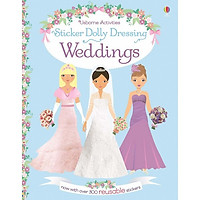 Usborne Sticker Dolly Dressing: Weddings