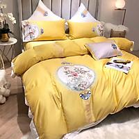 Bộ chăn ga Tencel 6 món T6001