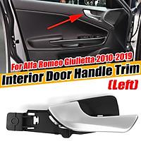 Chrome Inside Inner Trim Door-Pull Handle Left For Alfa Romeo Giulietta 2010-2019