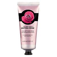 Kem Dưỡng Da Tay The Body Shop British Rose (100ml)