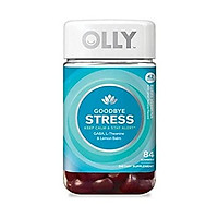 Kẹo Gummies Giảm Căng Thẳng Olly 84 Viên Olly Good Bye Stress Gummies