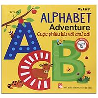 Combo Sách: My First Alphabet Adventure + My First Counting Adventure - Cuộc Phiêu Lưu Với Chữ Cái và Số Đếm (Sách âm thanh)