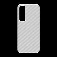 Miếng Dán Mặt Lưng Vân Cacbon Dành Cho Xiaomi Mi Note 10 Lite - Handtown- Hàng Chính Hãng