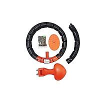 Vòng lắc eo có đồng hồ đếm loại xin hula hoop