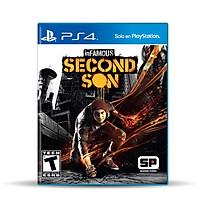 Đĩa Game Ps4: Infamous Second Son-Hàng nhập khẩu