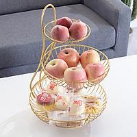 Khay đựng bánh kẹo trái cây - Decor trang trí nhà đẹp