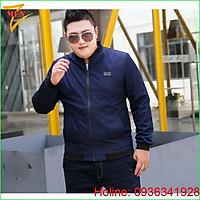 áo khoác nam vải dù big size dành cho người mập người béo