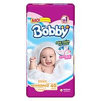 Miếng Lót Sơ Sinh Bobby Fresh Newborn 2 - 40...