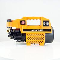 Máy rửa xe đa năng nhập khẩu HPM HD-102A D00-735 có van điều chỉnh áp lực