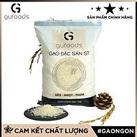 Gạo ST24 GUfoods - Ngon đặc sản (1kg) (dẻo - ngọt - thơm)