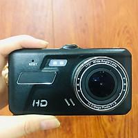 Camera Hành Trình Ô Tô Dual Lens DVR PKGR-V10 Full HD 1296P – Màn Hình Cảm Ứng