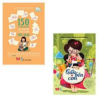Combo 150 Ký Hiệu Ngôn Ngữ Giúp Cha Mẹ Và Trẻ Sơ Sinh Hiểu Nhau + Gần Bên Con - Sách Dành Cho Phụ Huynh Và Giáo Viên Chăm Sóc Trẻ