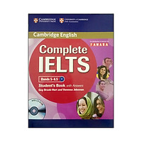 Complete IELTS B2 Student's Book with answer & CD-Rom
