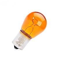 Bóng đèn xi nhan ô tô PY21W 12V - Vàng