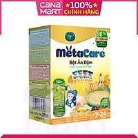 Bột ăn dặm tốt cho bé Nutricare Metacare 4 gói vị mặn (200g)