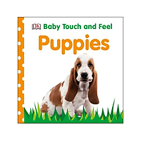 DK Puppies (Series Baby Touch And Feel)