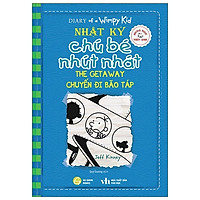 Nhật ký chú bé nhút nhát Song ngữ Việt-Anh Tập 12 (Chuyến Đi Bão Táp)