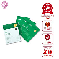 Mặt Nạ Giảm Mụn Caryophy Portulaca Mask Sheet 3in1 Miếng 22G