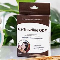 Miếng ngậm chống say tàu xe G2-traveling