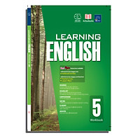 Sách Learning English 5 ( 10 - 11 tuổi )