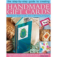 Step-by-Step Guide to Creating Handmade Gift Cards (Paperback)