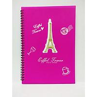 Sổ Lò Xo Eiffel Tower A4