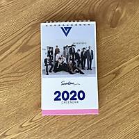 Lịch 2020 Seventeen Carat Land tặng vòng tay