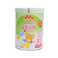 Sữa Morinaga Kodomil 850g vị dâu/ vị vani