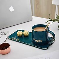 Set cốc cafe + đĩa ăn sáng Every day