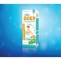Giảm nhiệt miệng, giải nhiệt cơ thể, bổ sung vitamin C, tăng sức đề kháng cho trẻ em và người lớn Siro Ocgy (chai 100ml)